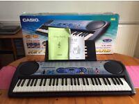 Casio Key Lightening Keyboard LK 40.
