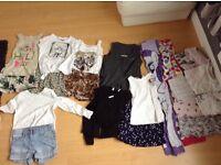 Girls age 5/6 clothes bundle