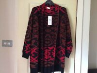 Brand New with Tags Ladies Size 16 Per Una Marks and Spencer Cardigan £10.00