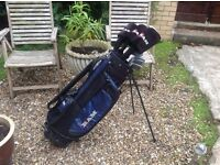 GOLF CLUBS RAM COMPLETE SET ( EXCELLENT CONDITION )