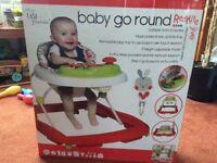 Baby walker, unisex. From Red Kite