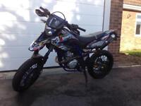 Yamaha WR125X Supermoto 2013 NOW 12 MONTHS MOT (REDUCED)