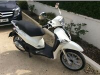 PIAGGIO LIBERTY 2016 125cc ie New Model MOPED SCOOTER LEARNER LEGAL 3000 Miles(4700 KMS)