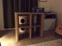 Ikea Kallax 4 cube storage unit