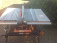 Evo table saw