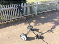 Ally lite golf trolley