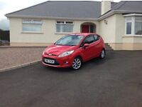 2011 Ford Fiesta TDCI diesel z-tec 3 door +++ really sporty eye catcher ++++ only £20 road tax