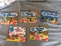Willo the wisp windward books, rare, 1980s, vintage, kenneth williams