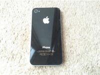 Iphone 4 32GB Black - Working