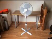 Large 16 inch pedastel fan