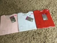 Short sleeve crew neck T Shirts (Brand new)