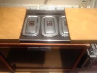 HOSTESS TROLLEY PHILLIPS EX CON
