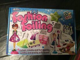 Fashion Foiling Set/Decorate Jewellery Box