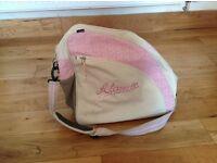 Girls ski boot bag