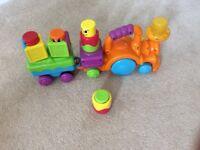 Fisher price toy train