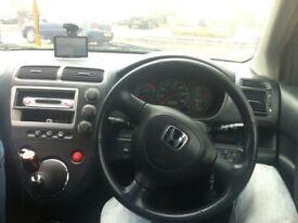 Cheap Honda Civic 1.6 SE vtec executive