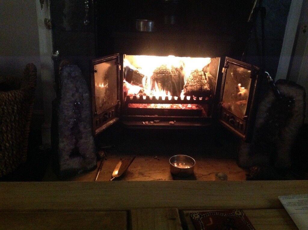 Woodburner stove