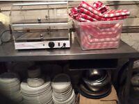 Second hand restaurant Equipment for sale