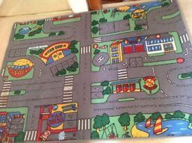 Children's play mat