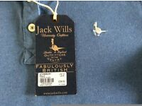 Brand New Genuine Jack Wills LIMITED EDITION Womens Top (Polo) T Shirt Size 12 Label Price Discount!