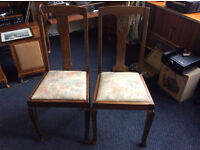 Vintage 2.Chairs