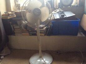 Honeywell electric floor fan in Clitheroe area