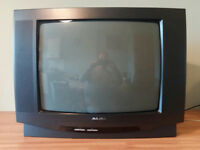 "20"" Coloured Television / TV with Remote Control"