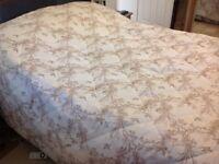 Dorma king size bedspread