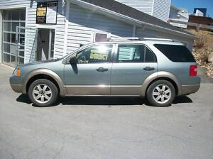 2006 Ford Freestyle 7 PASS 5DR CROSS-OVER