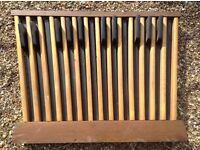 Organ pedalboard