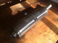 Bmw f800 gs silencer