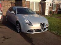 Alfa Romeo Giulietta 1.4TB 2014 13500 miles. Excellent condition