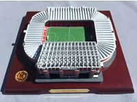 Manchester United 'Theatre of Dreams' Model Stadium Old Trafford