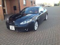 HYUNDAI COUPE 2.0 S111 (07) RED LEATHER TRIM, FULL MOT, HPI CLEAR.