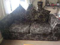 3 seater + 2seater sofa