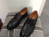 Mens K shoes size 8 ( brand new) never worn black (Hyde Area ) SK14 4 AS