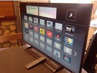 Panasonic 40-inch Smart FHD LED TV,built in Wifi,Freeview HD,Netflix, in EXCELLENT CONDITION