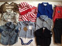 Baby boy cloths 3-12months old #1