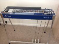 Justice pedal steel guitar