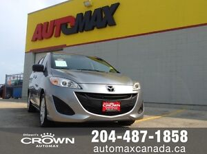 2015 MAZDA 5 GS CONVENIENCE *BLUETOOTH AND CRUISE* $122 B/W