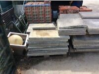 Used PavingSlabs