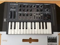 Arturia Micro Bute analogue synthesiser. Brand new in box. Unwanted Christmas gift. Never used.
