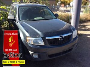 2008 Mazda Tribute GT/leather/AWD