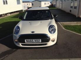MINI ONE 65reg immaculate condition 6200 miles