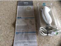 Nintendo Wii numchuck