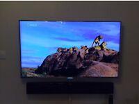 "SAMSUNG 46"" SMART 3D TV MODEL UE46D8000 LIKE NEW"
