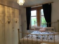 OFFERED SUBJECT TO REFERENCES - Flat 1 double bedroom, West End Glasgow, Thornwood Area