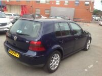 2002 VW Golf TDI Gt Good Runner with mot