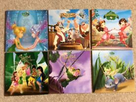 Disney Fairies Twinkling Tales, set of 6 books