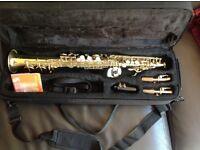 Secondhand Elkhart 100ss Soprano Saxophone